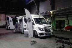 Výstava prototypu Enjoy sprinter